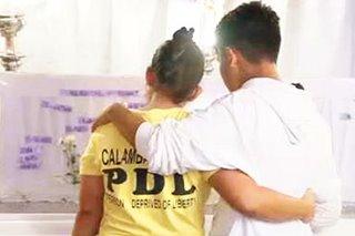 Huling lamay ng pinatay na Grade 7 student sa Laguna, dinagsa ng kaibigan at kaanak