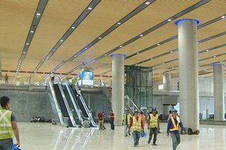 Ilang airport projects ng 'Build, Build, Build' tapos na