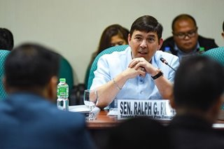 Amid 'Cha-cha' talk, Recto says it's political will that's key to 'sparking change'