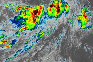 Falcon, habagat, LPA to bring rains in parts of PH