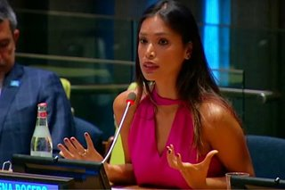 Geena Rocero joins LGBTQI Plus advocates at UN dialogue