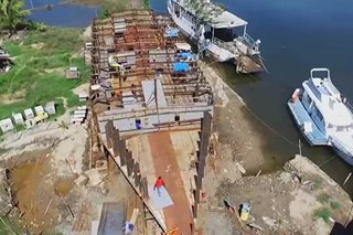 Filipino shipyard developing hybrid vessel that generates power from waves