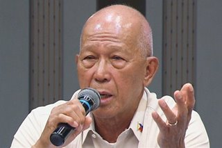 'ABS-CBN trying to demonize government': Lorenzana defends anti-communist task force's posts