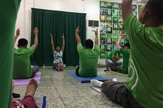 Yoga on PWAy Day: Group helps Filipinos with autism learn skills, find jobs