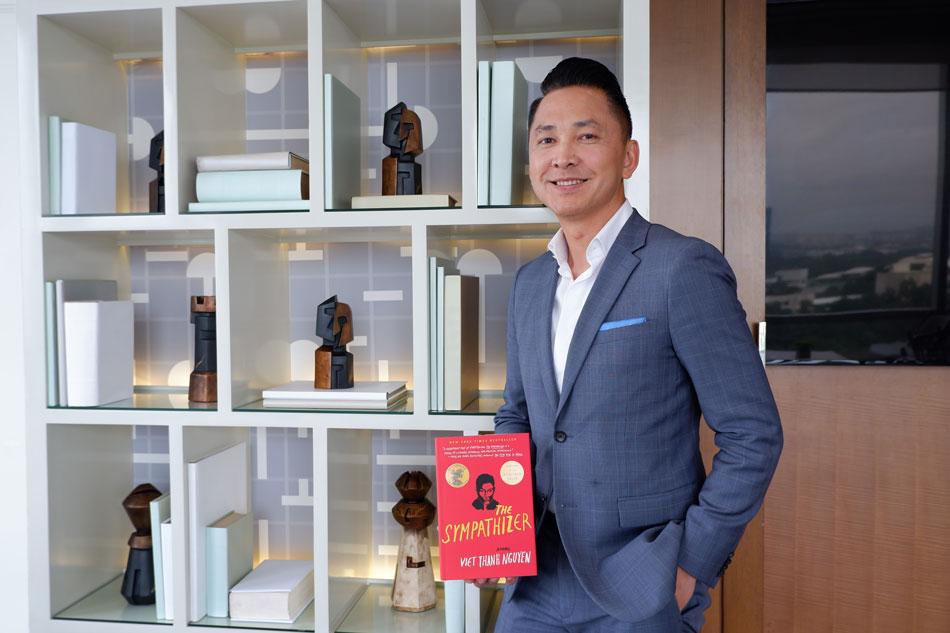 Memories and dark times: Pulitzer Prize winner Viet Thanh Nguyen emphasizes power of storytelling 1