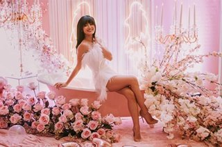 IN PHOTOS: Chie Filomeno's pink wonderland-themed party