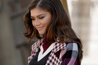 Tommy Hilfiger, Zendaya rock Harlem's Apollo Theater for NY Fashion Week