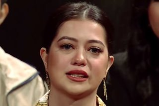 Tearful Sue Ramirez bares frustrations over young Filipino moviegoers