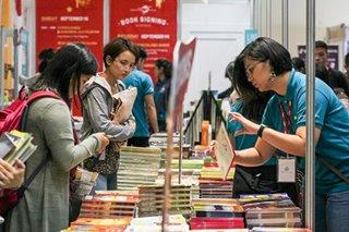 LOOK: First day of the Manila International Book Fair 2019