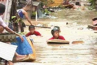 Bagyong Marilyn nagdulot ng baha sa ilang parte ng bansa