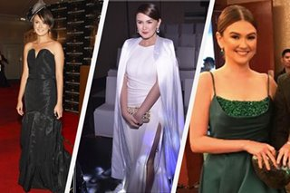 ABS-CBN Ball 2019: Angelica Panganiban's red carpet looks from 2008 to 2018