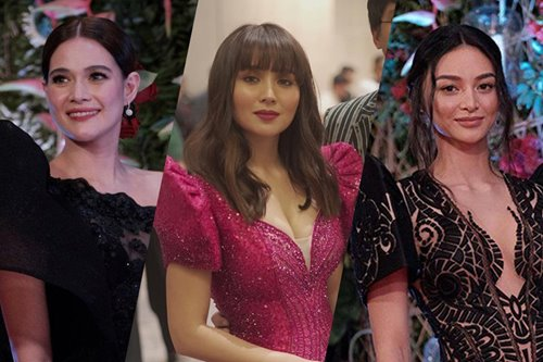 Here are the sexiest ladies at the ABS-CBN Ball