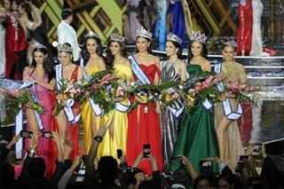Anak ni Melanie Marquez kinoronahang Miss World Philippines 2019