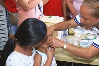 DOH: Fear of vaccination behind resurgence of polio in Philippines