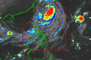 PAGASA: Nimfa accelerates, maintains strength as PAR exit looms