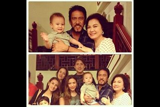 Tito Sotto jokes on wedding anniversary: '50 years of wife putting up with me'