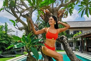 Pia Wurtzbach celebrates birthday in Bali with Miss Universe 'sisters'