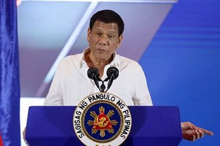Bong Go: Duterte to reveal names of 'ninja cops' after Russia trip
