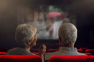 Elderly, PWDs get to watch free movies at this cinema on Oct. 1 and 2