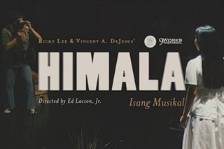 'Himala: Isang Musikal' returns to the stage