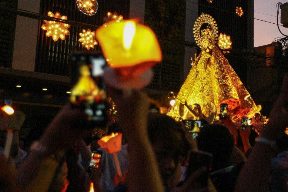 Celebrating La Naval De Manila
