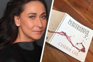 Cherie Gil to launch her first book