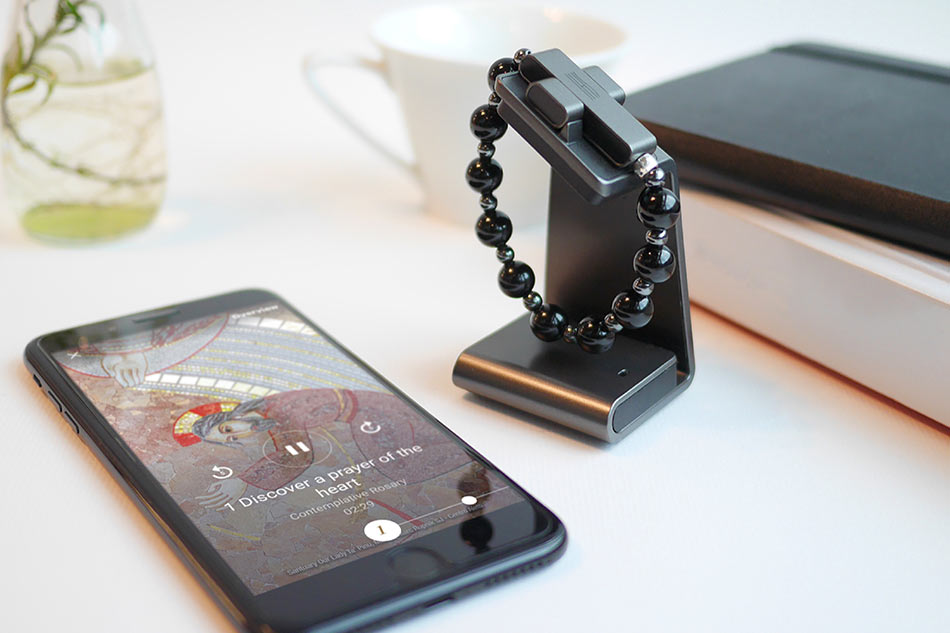The Vatican launches a smart, connected e-rosary to help people pray