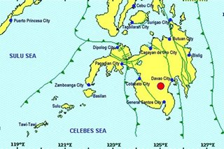 4.6 magnitude aftershock jolts North Cotabato
