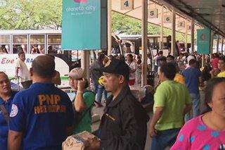 'Maikling bakasyon' sinisi sa pagkaunti ng mga pasahero ngayong Undas