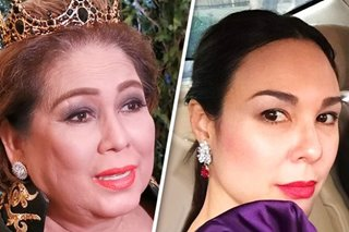 'Importante ang peace': Annabelle Rama shares advice for Gretchen Barretto