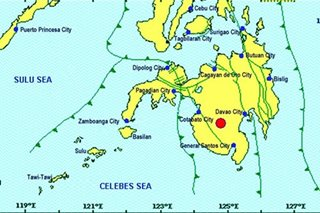 Another quake hits Cotabato hours after powerful tremor