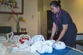 'Mga kumukuha ng housekeeping courses dumarami'