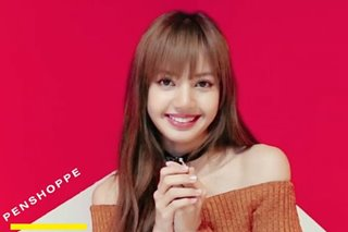 Blackpink member Lisa is now a Penshoppe endorser
