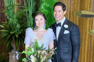 LOOK: Victor Basa marries girlfriend