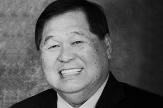 CDO chairman Jose Ong passes away