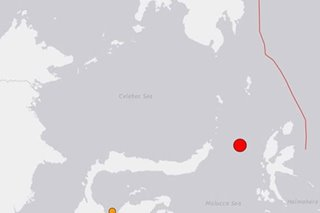 Tsunami alert lifted, after 7.1 quake causes panic in Indonesia