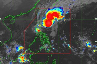 Tropical storm Sarah intensifies, moves closer to Batanes