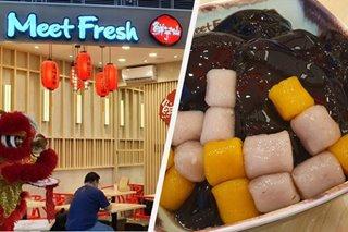 Ortigas eats: Get your Taiwanese dessert fix at Meet Fresh