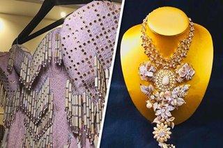 TINGNAN: Detalye ng mga kasuotan ng Pinay beauty queens sa SEA Games