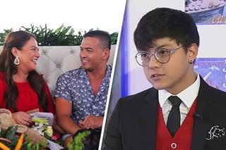 What Daniel Padilla thinks of his mom's boyfriend