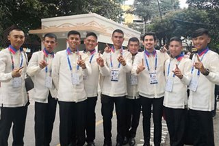 PH athletes look super cool in parade garb for SEA Games opening