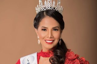 Patricia Javier wins first Noble Queen of the Universe pageant