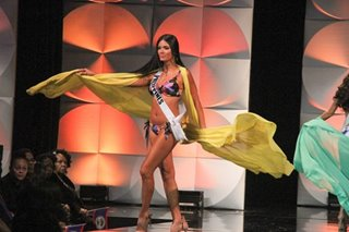 Phoenix Walk at Miss Universe