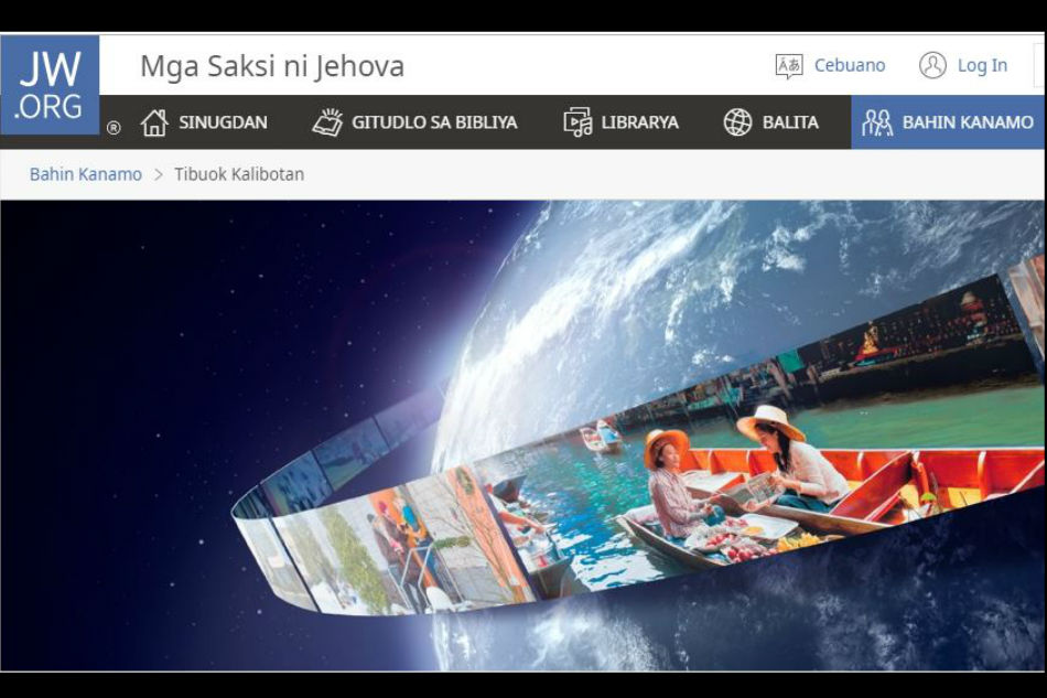 Most translated site: Jehovah's Witnesses has 24 PH languages and dialects