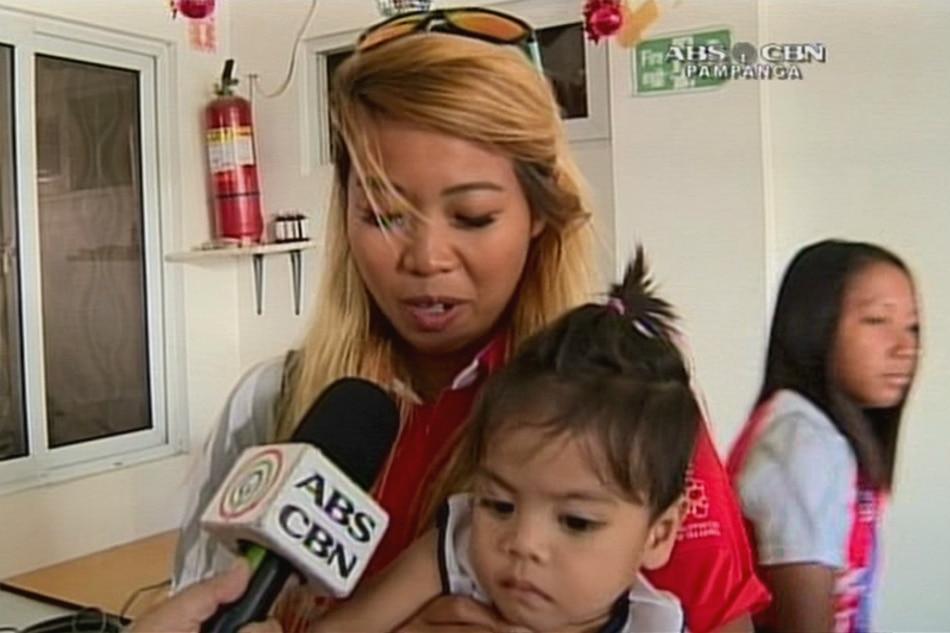 Singaporean athletes nagpasaya sa ampunan sa Pampanga