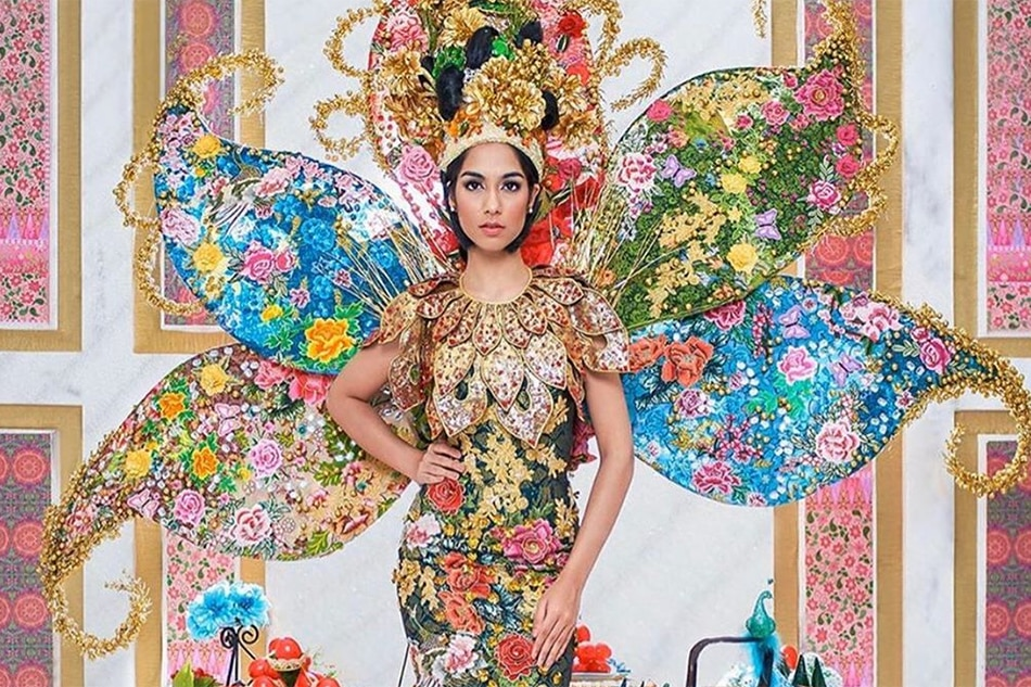 Miss Malaysia speaks up after national costume award mix-up