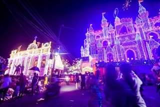 Christmas cheer and reverence in grand holiday display in Bulacan