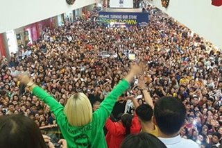 Vice Ganda hints at massive 'The Mall, The Merrier' box office take