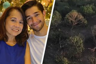 Farm of Wil Dasovich's mom was destroyed by typhoon Ursula