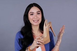WATCH: Heart Evangelista shares her favorite designer items